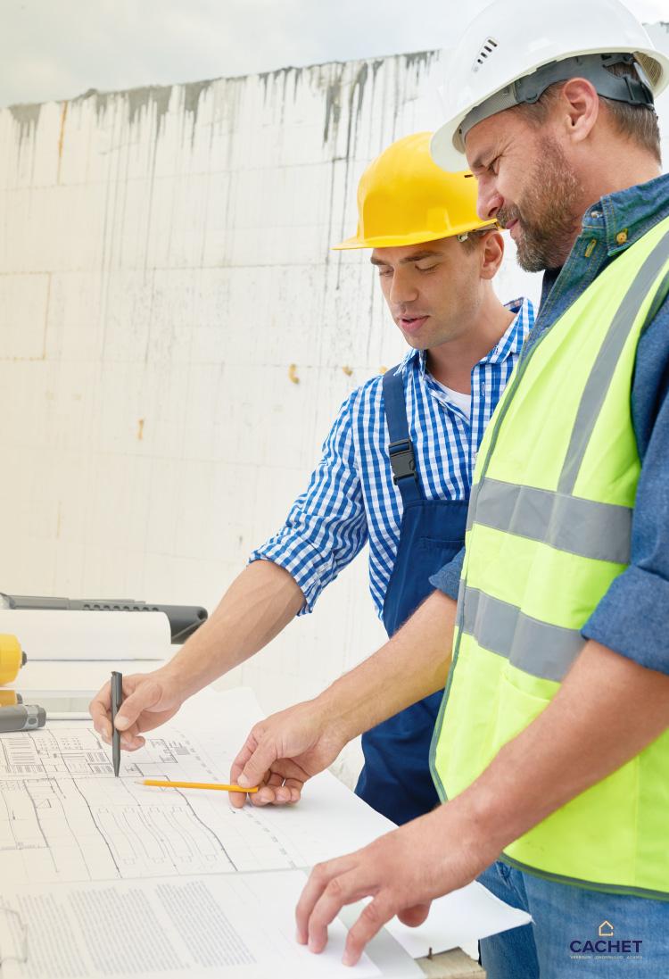 Verbouwbegeleiding bij Cachet verbouw, onderhoud en advies Warmond