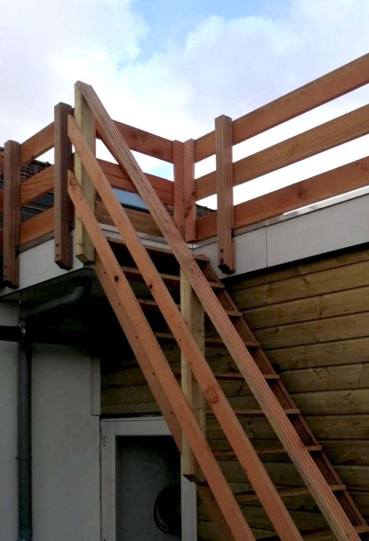 Renovatie bij Cachet verbouw, onderhoud en advies Warmond